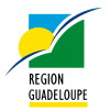 Official logo of the Guadeloupe region