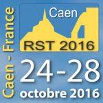 RST 2016 - Caen